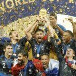 France remporte la Coupe du Monde